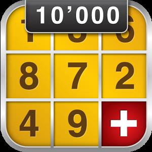 Sudoku 10'000 Plus v4.0.4 apk indir