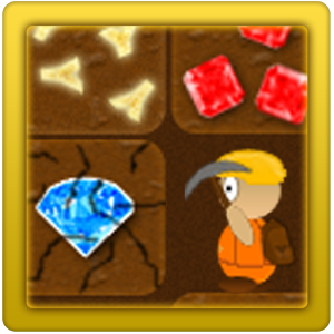 Treasure Miner a mining game v1.1