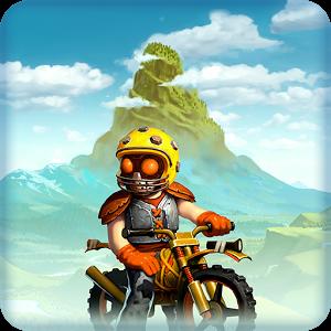 Trials Frontier v3.1.0 Mod Hileli Apk indir