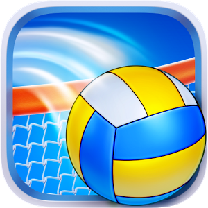Volleyball Champions 3D 2014 v5.5 Android Mod Hileli Apk indir