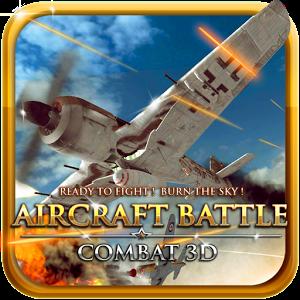 WW2 uçak savaş 3D v1.0.0 Apk indir