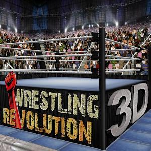 Wrestling Revolution 3D v1.380 indir