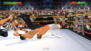Wrestling s
