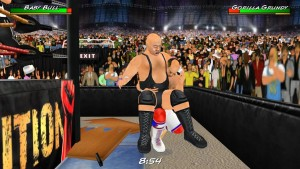 Wrestling ss
