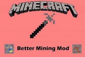Better-Mining-Mod