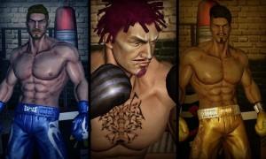 Boxing dd