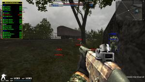 Combat Arms Europe Hile Mamo's D3D Menu indir