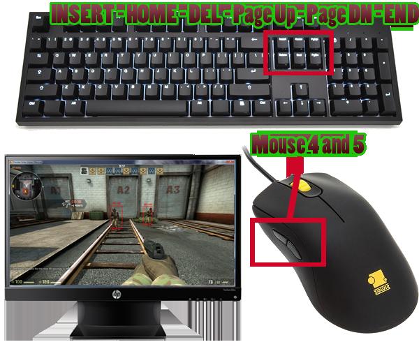 Counter Strike Hileleri Advanced Triggerbot Bhop v1.0 indir