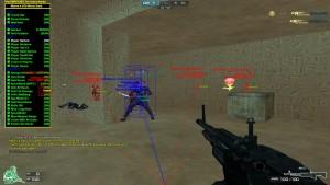 CrossFire Hile Mamo's D3D Menu Wallhack Loader indir