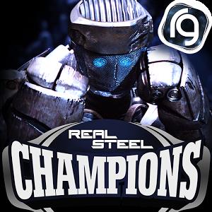 Real Steel Champions v1.0.4 Mod Hileli Apk Android indir