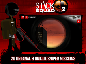 Stick Squad 2d