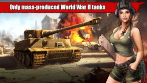 Wild Tanks Online v1.27.3 Mod Hileli Android Apk indir