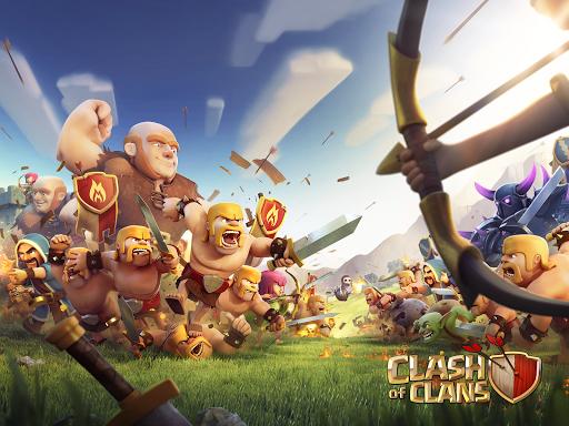 Clash of Clans apk indir