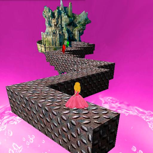 Running Princess Hileli Apk Android Oyunu indir