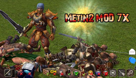 metin2 mod +7x