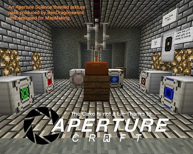 ApertureCraft-Pack