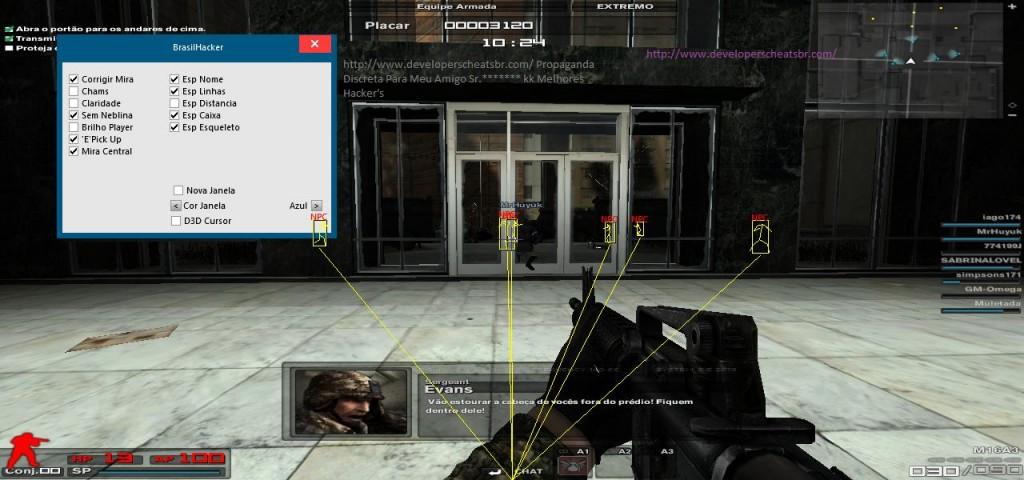 Combat Arms Hile Snow Multihack v1.0 indir