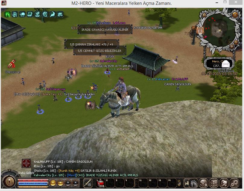 Metin2-Wallhack-M2-Hero