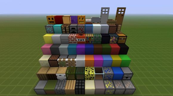 SimpleCraft-Texture-Pack