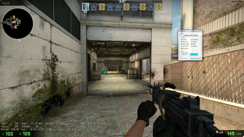 Counter Strike CSGO Hile External Multihack indir