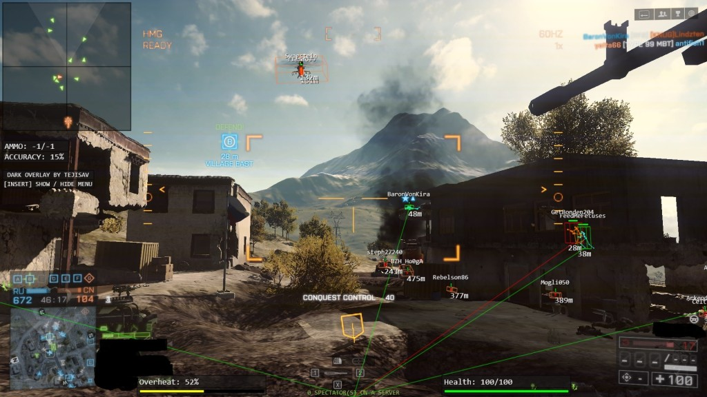 Battlefield 4 Hileleri External Multihack