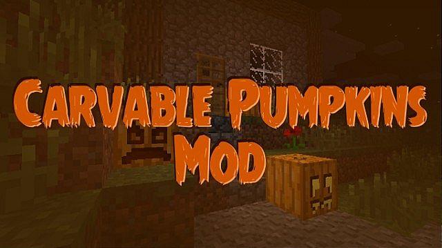 CarvablePumpkins-Mod
