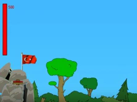 caglar boyu savas oyunu hile videolu