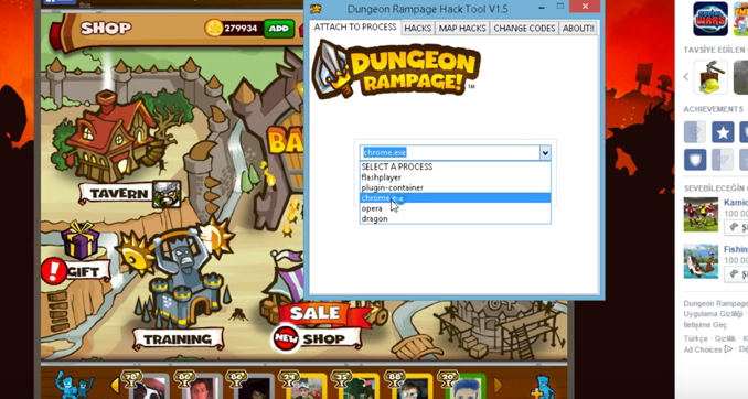 dungeon rampage hack tool v1 5