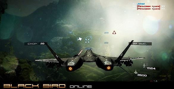 Black Bird Hileleri Yeni Versiyon infinite Missile Rapid Fire Saglık