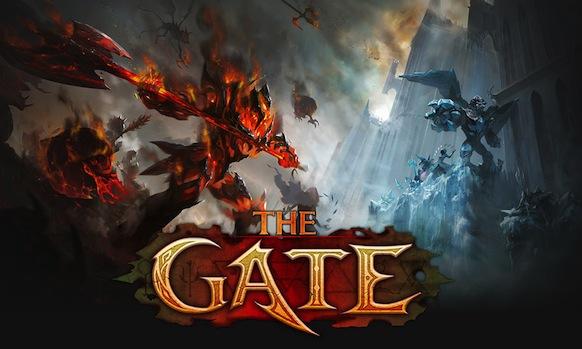 The Gate Hileleri Skill ve Hp