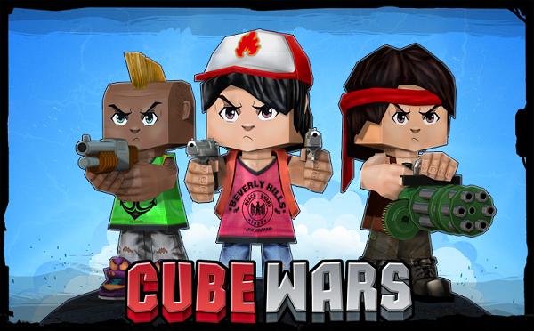 Cube Wars Hileleri Sınırsız Mermi