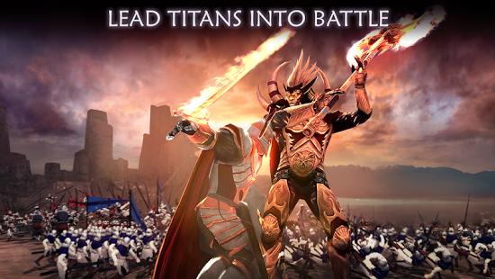 Dawn Of Titans Apk Mod Hile v1.5.7 indir
