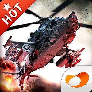 GUNSHIP BATTLE Helicopter 3D Apk Mod Hileli v2.1.8 indir