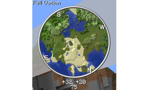 minimap mod minecraft 1.7.10