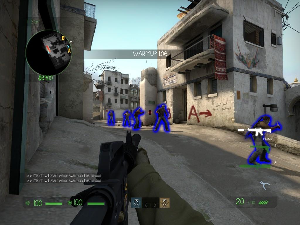Counter Strike Hileleri Csgo Simple Glow Yeni Versiyon indir