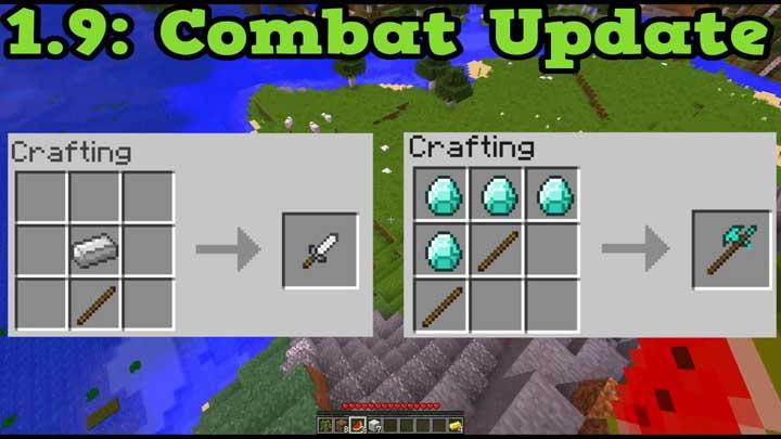 Minecraft1.9