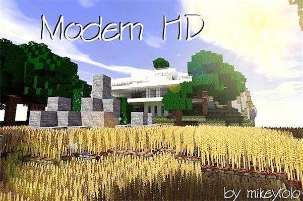 Modern-HD-Resource-Pack