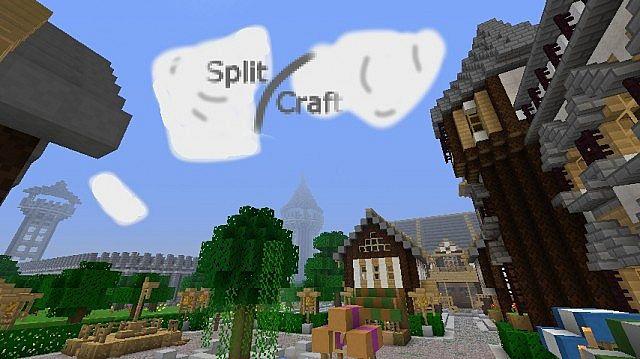 SplitCraft