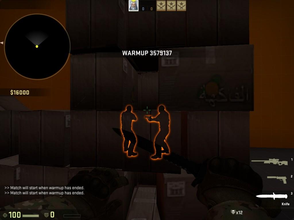 CSGO Counter Strike Hileleri inazuma Glow External Cheat Glow WallHack