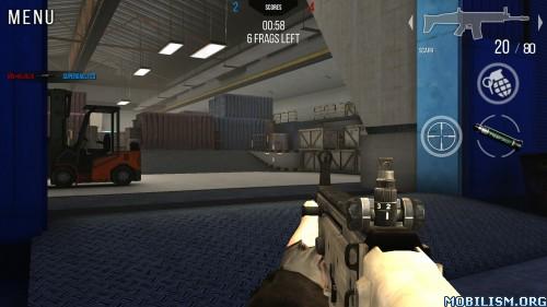 Modern Strike Online Hile Apk v0.12 Mod Yeni Versiyon indir