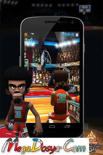Basketball Dudes Shots