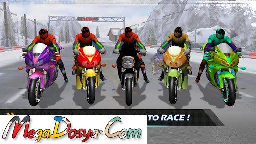 Bike Race 3D - Moto Racing