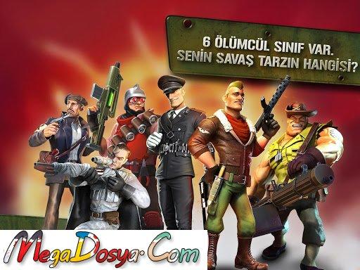 Blitz Brigade - Çevrimiçi FPS