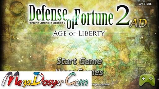 Defense of Fortune 2 AD
