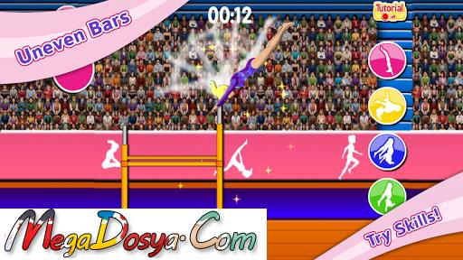 Elite Gymnastics Game