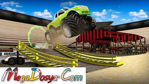 Extreme Monster Stunts 3D
