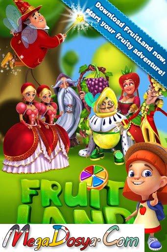 Fruit Land – match3 adventure