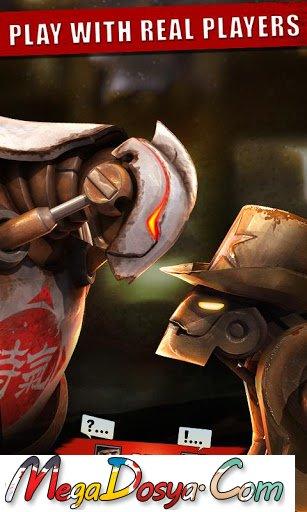 Iron Kill: Robot Dövüş Oyunu