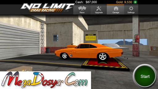 No Limit Drag Racing