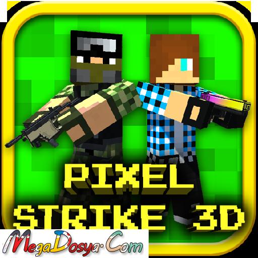 Pixel Strike 3D Apk V1.5.0 Mod Hileli Indir